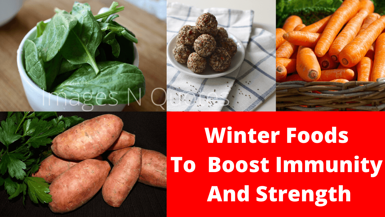 Winter Foods To Boost Immunity And Strength