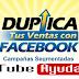 💰Como Duplicar Tus Ventas con Facebook, Gratis  En Tube Ayuda...