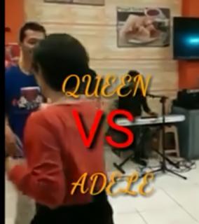Queen VS Adele