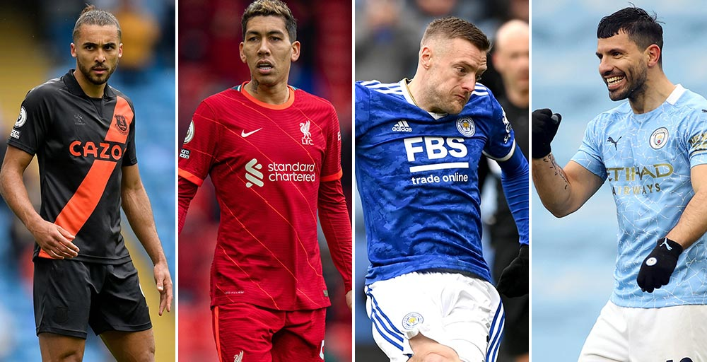 On Pitch Everton Leicester And Liverpool Debut New 21 22 Kits Man City Kit Features Gold Sponsors To Celebrate Title Footy Headlines