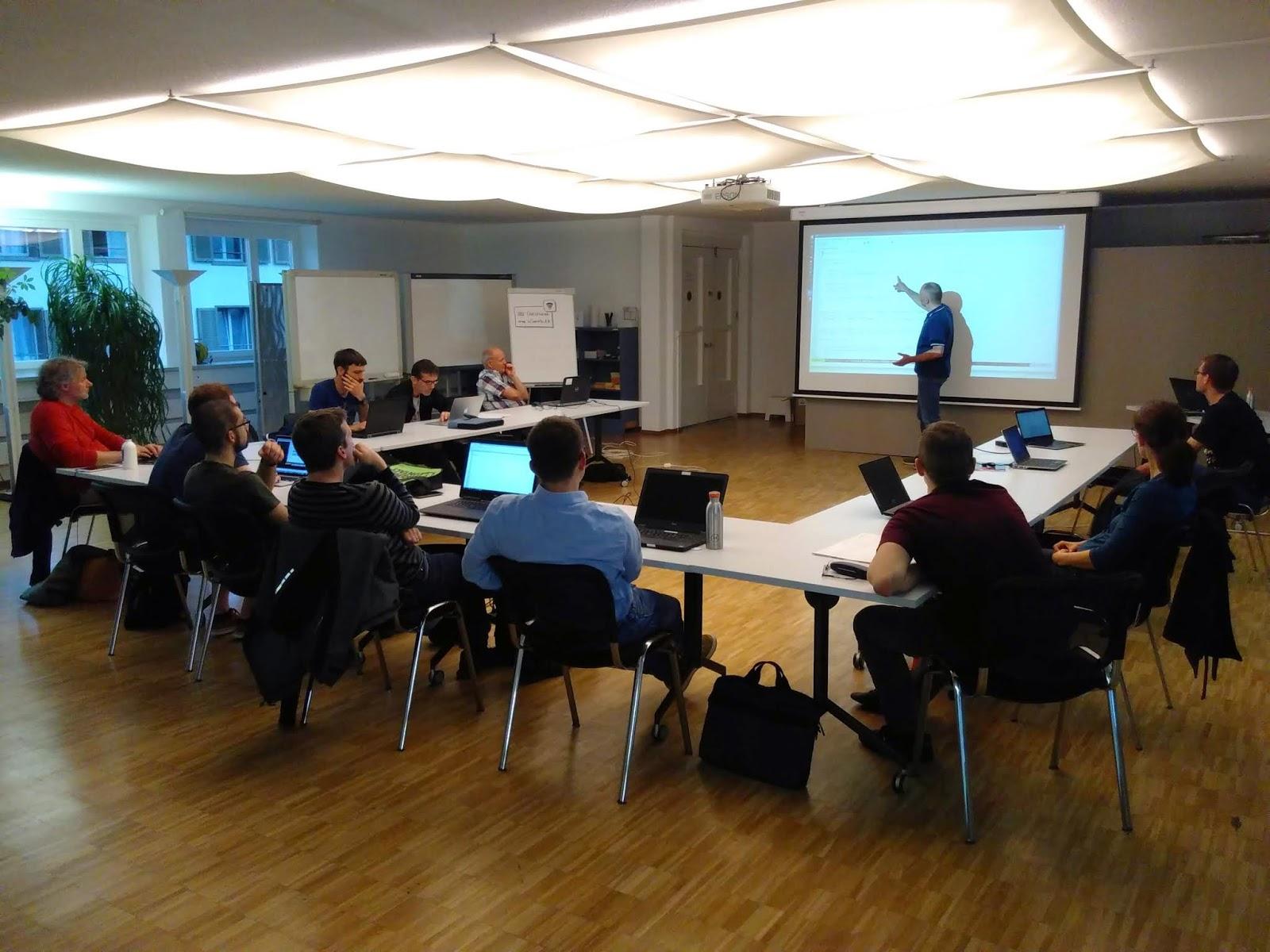 C++ Usergroup Zentralschweiz