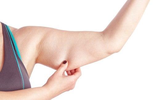Biện pháp và bài tập khắc phục cánh tay không săn chắc