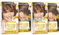 Logo Diventa una delle 150 tester Belle Color di Garnier
