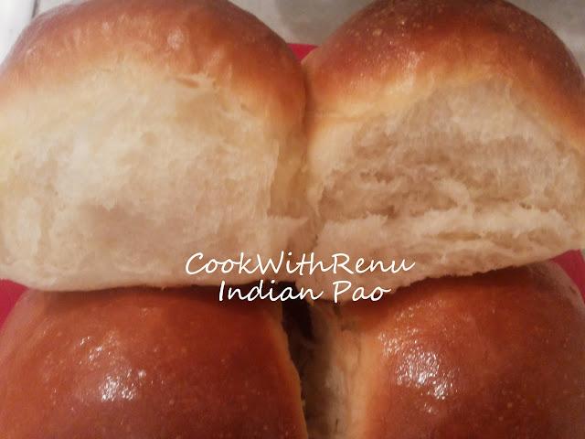 Indian Pav | Dinner Rolls