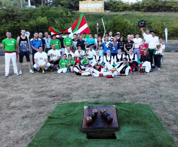 Euskadiko bikotekako Katxete Bola-joko XIV. Txapelketa