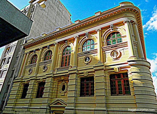 Biblioteca Pública de Porto Alegre - RS