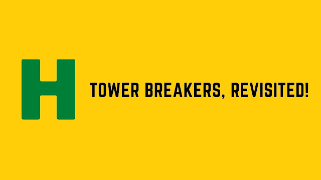 HackerRank Tower Breakers Revisited! problem solution