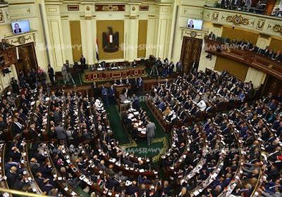 أعلن 22 عضًوا فقط بمجلس النواب، رفضهم للتعديلات الدستورية