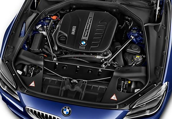 2017 BMW 6 Series Styling and Performance