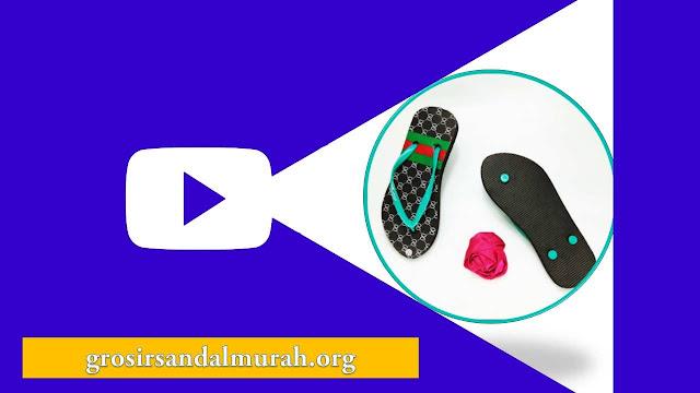 grosirsandalmurah.org - sandal wanita - Sandal AMX GC Wanita