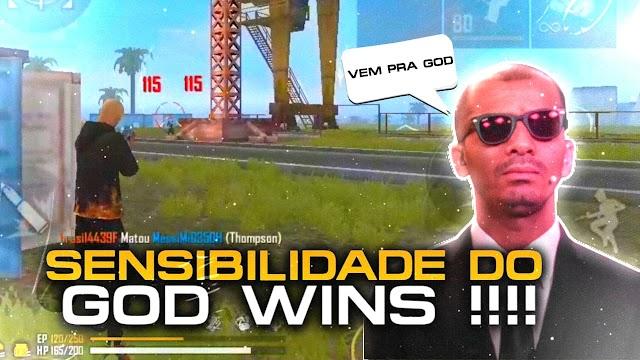 SAIU NOVO APLICATIVO DE SENSI INSANO SUBINDO 99% DE CAPA NO FREE FIRE!!