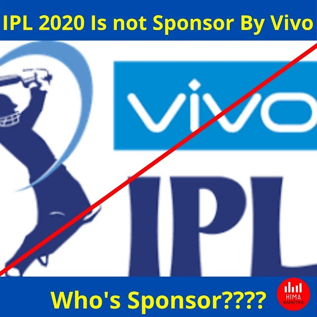 Not Sponsor By Vivo- Chinese Boycott - HimaMarketing