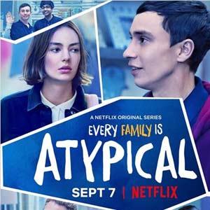 Poster da série Atypical