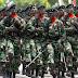 Peta Kekuatan Militer Indonesia dan China