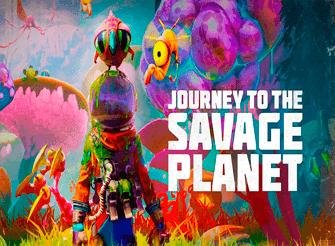 Journey To The Savage Planet [Full] [Español] [MEGA]