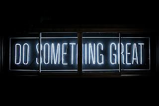 Do something great motivation