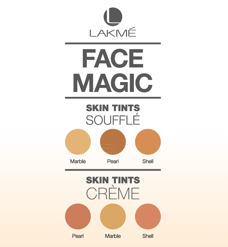 Lakme Face Magic Daily Wear Souffle Foundation Natural Pearl
