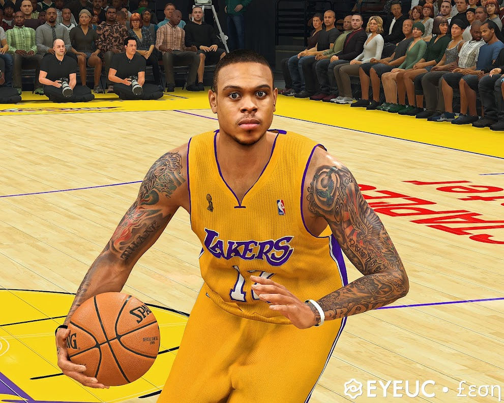 Shannon Brown Cyberface and BOdy Model By VCheart15 , £εση [FOR 2K21]