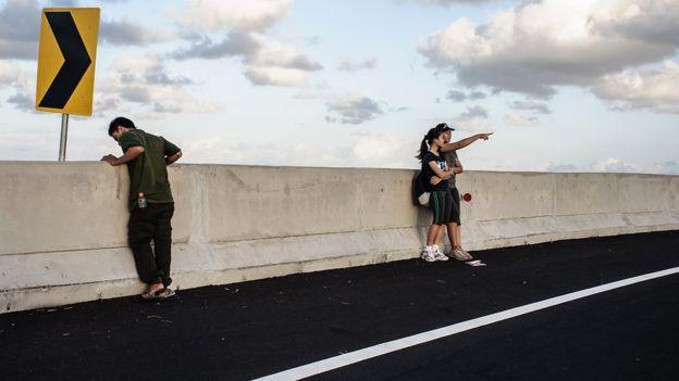 Menurut Enny, proyek jalan tol di Jawa tidak perlu lagi dibiayai APBN - Foto: AFP / Tribun Medan