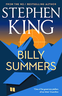 Billy Summers by Stephen King book cover