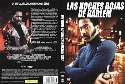 Shaft: Las noches rojas de Harlem / Carátula / Descargar / Película