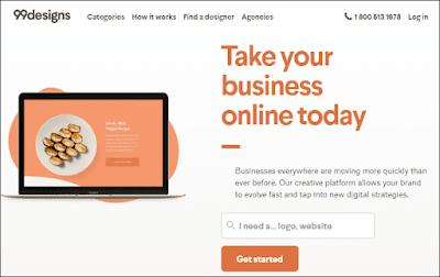 Situs Freelancer Desain Grafis - 1