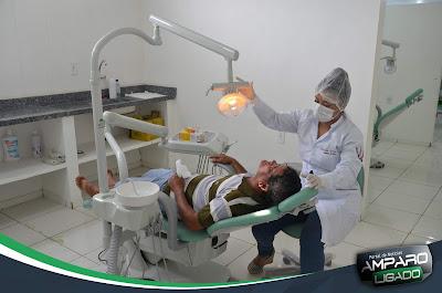 Prefeitura de Amparo deu início ao programa de próteses dentárias gratuitas para a população