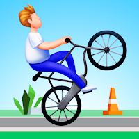 Bike Hop: Be a Crazy BMX Rider! Mod Apk