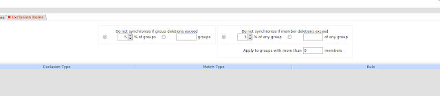Set Group Membership Deletion Limits in Google Cloud Directory Sync 2