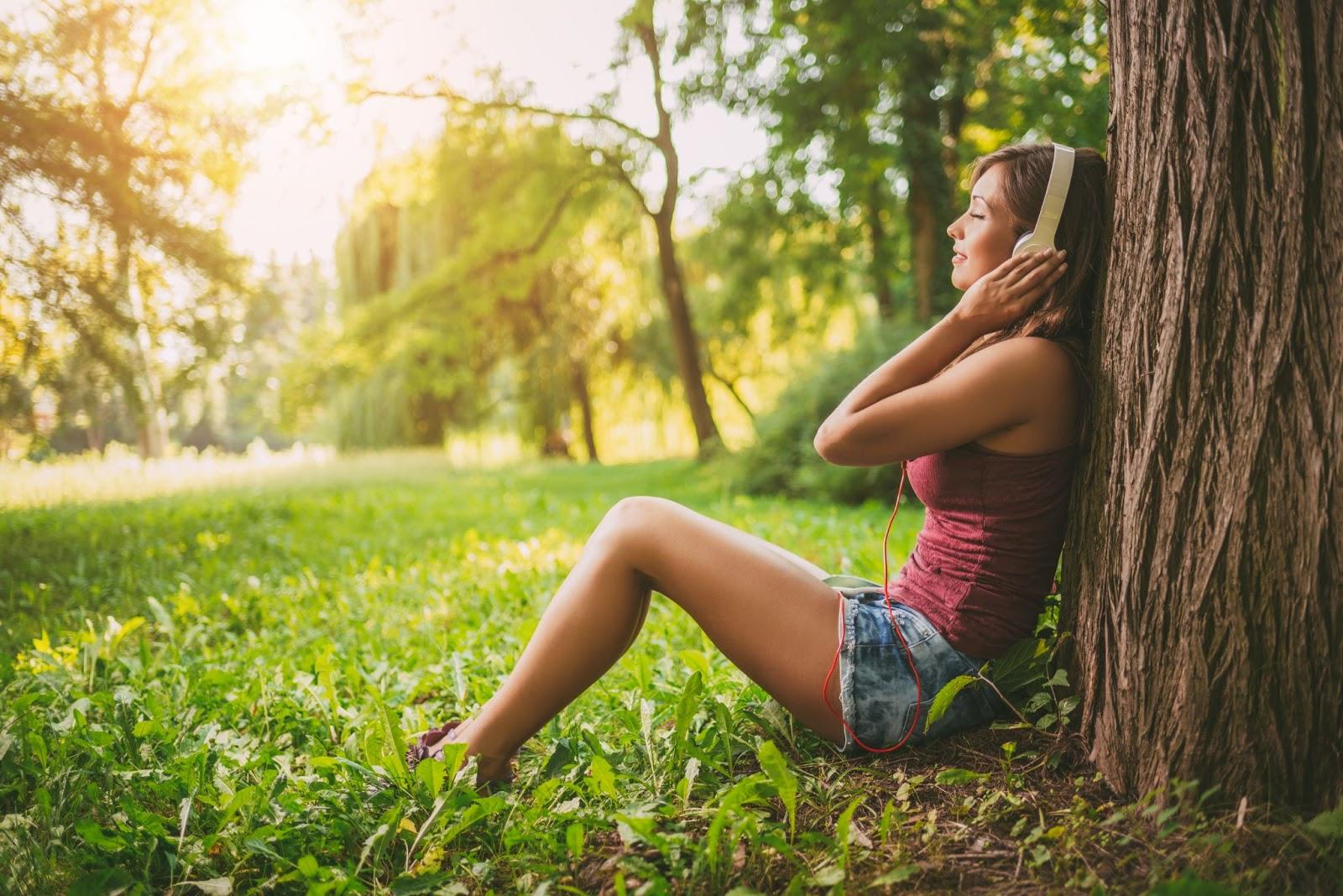 Nhạc thư giãn là công cụ giúp chúng ta giảm căng thẳng dễ dàng hơn!