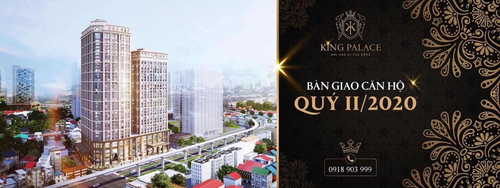 Banner King Palace Hà Nội