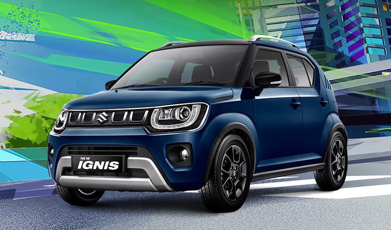 1. Suzuki Ignis