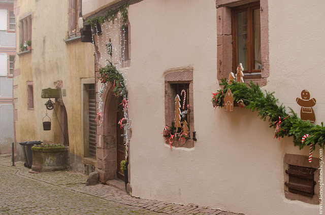 Riquewihr Alsacia Francia