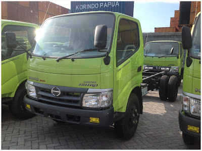truk hino dutro 130 hd surabaya