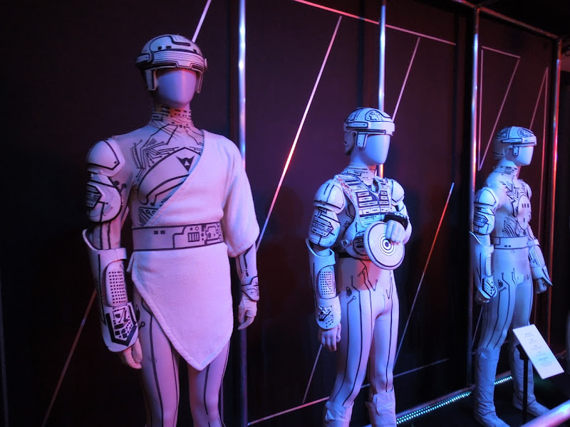 Original 1982 Tron costumes