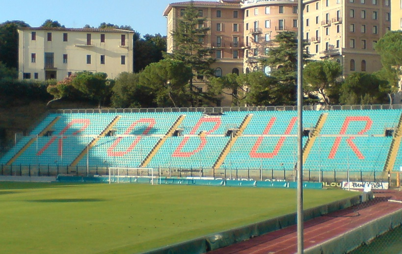 Arquibancadas do Estádio Artemio Franchi
