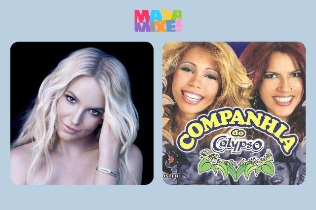 Tik Tik Bum (Britney Spears Vs. Companhia Do Calypso)