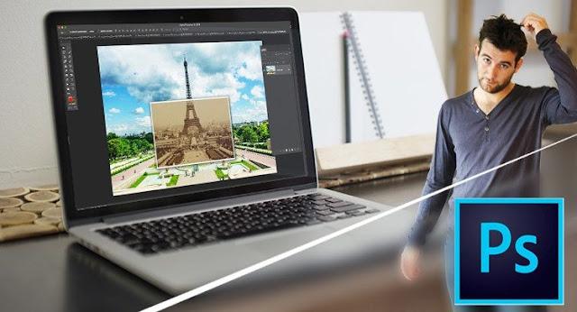 Photoshop CC – Initiation à Avancé + Ateliers créatifs
