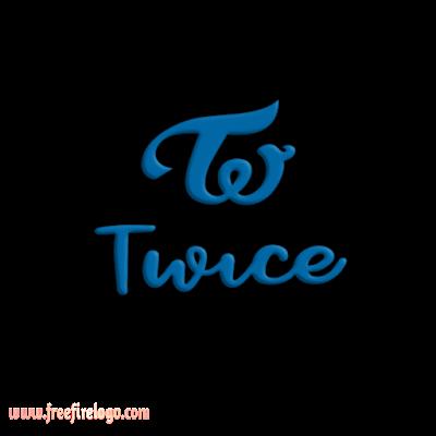 Twice Logo png jpg