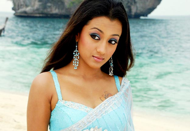 Bodypainting and Tattoos: Indian Celebrity Trisha Tattoo ...