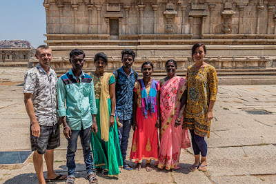 hampi indie one of the most beautiful landscapes of the world