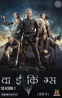 Vikings S01 In Hindi Dual Audio 720p WEB-DL