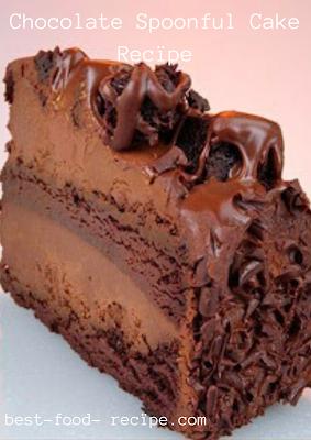 Chocolate Spoonful Cake Recïpe