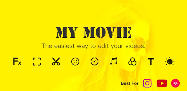 تحميل تطبيق Video Editor for Youtube افضل محرر فيديو 2021
