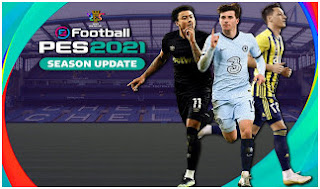 Download PES 2021 PPSSPP Android Chelito V7/V2 Best Graphics New Update Face Kits & Full Latest transfer (February)