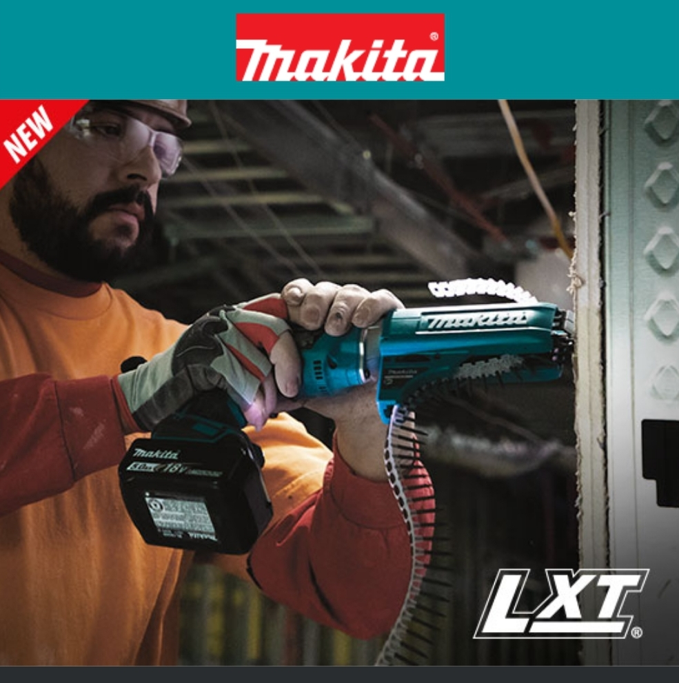 Tool Review Zone : Makita To Release 18V LXT Lithium‑Ion Brushless