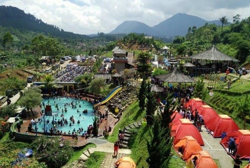 Objek Wisata Alam Bandung Selatan Yang Populer