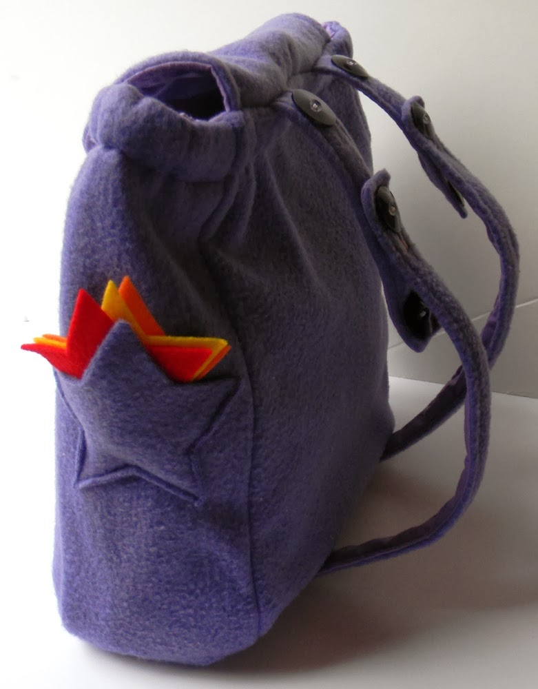 Dora Backpack Sewing Pattern and Tutorial