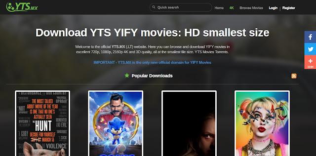 yify website