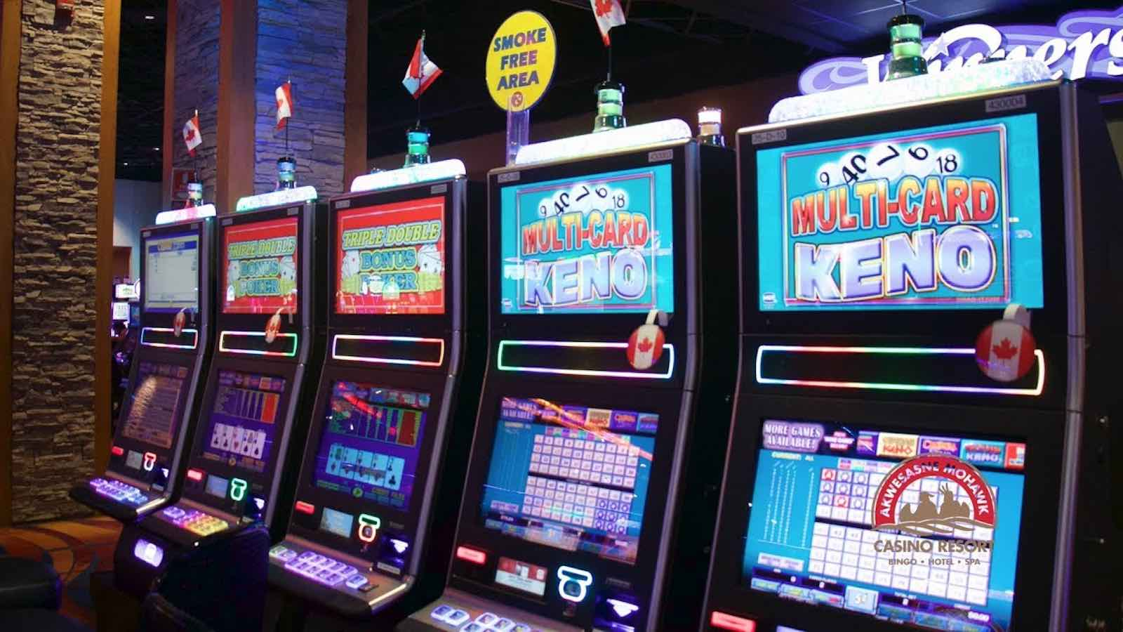 While it is true that slots are a game of luck, today's diversity of games and features allows some gaming strategies.